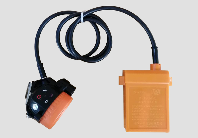 KL6LM(A)智能摄像矿灯