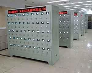 吉林KJZD-100(B)智能矿灯充电架