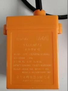 KL5LM(A)本安型矿灯电池盒图片